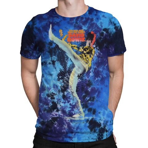 Mens David Bowie Kick T-shirt
