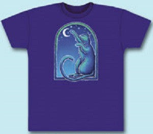 MoonCat Grateful Dead T-shirt