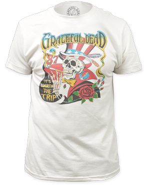 Men's Grateful Dead Worth The Trip T-Shirt