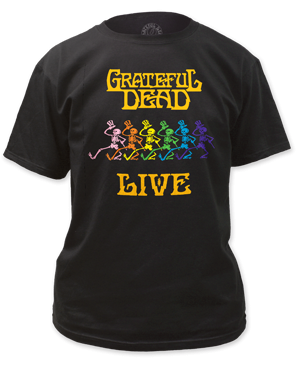 Men's Grateful Dead Live T-Shirt