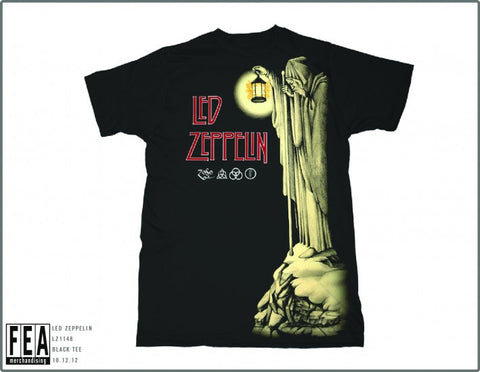Led Zeppelin Zoso T-Shirt