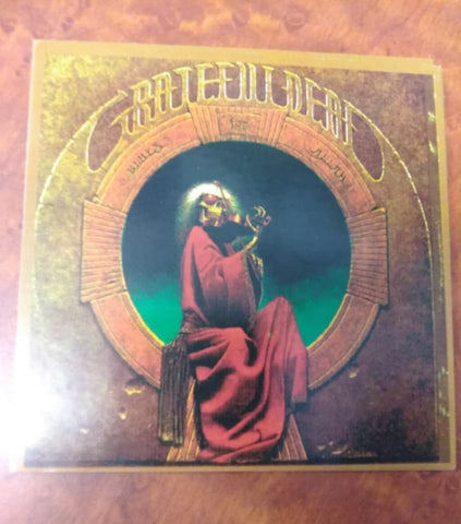 Grateful Dead Blues for Allah Sticker
