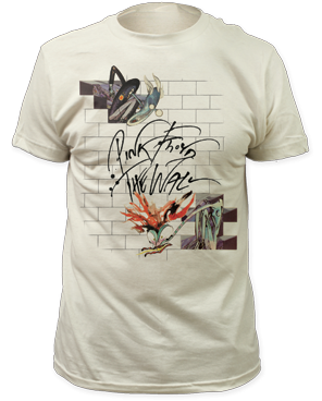 Men's Pink Floyd Wife and Teacher T-Shirt