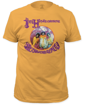 Men's Jimi Hendrix Are You Experienced? T-Shirt