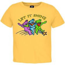 Let it Shine Youth T Shirt