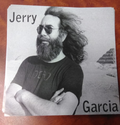 Wind In Jerry's Face Sticker