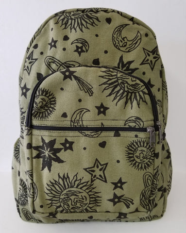 Sun, Moon, & The Stars Backpack
