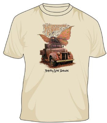 Widespread Panic Dirty Side Down T-Shirt