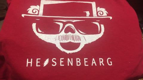 Grateful Dead Heisenbearg T-Shirt