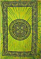 Celtic Circle Tapestry