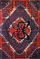 Celtic Butterfly Tapestry