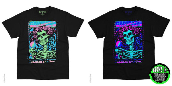 Grateful Dead Bertha Blacklight T-Shirt