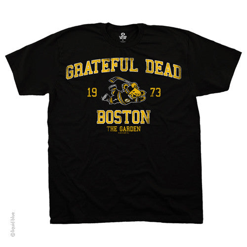 Grateful Dead Boston Garden '73 T-shirt