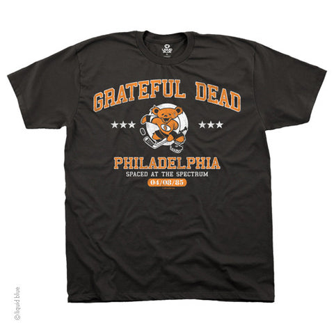 Grateful Dead The Spectrum '85 T-shirt