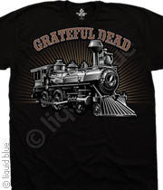 Grateful Dead Driving That Train T-Shirt