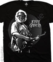 DISCONTINUED Jerry Garcia Touch of Grey Grateful Dead T-shirt