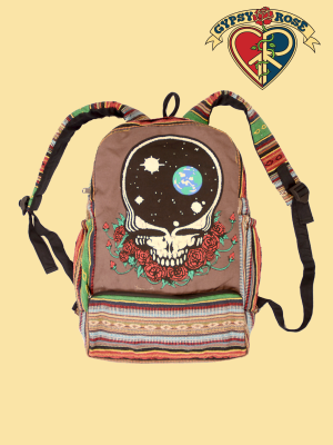 Grateful Dead Steal Your Face Backpack