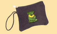Grateful Dead Zen Bear Coin Purse