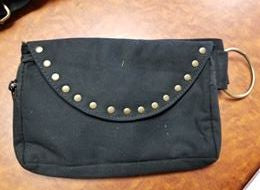 Studded Arya Double Pocket Utility Belt