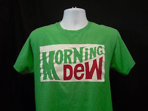 Grateful Dead Green Morning Dew T-shirt