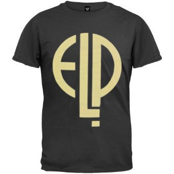 Emerson Lake and Palmer High Voltage T-Shirt