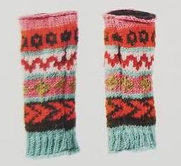 Assorted Knit Woolen Gloves