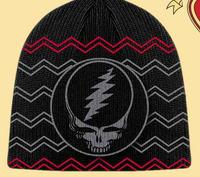 Steal Your Face Knit Hat