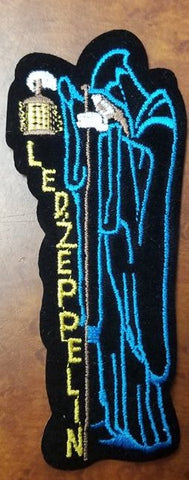 Led Zeppelin Lantern Patch