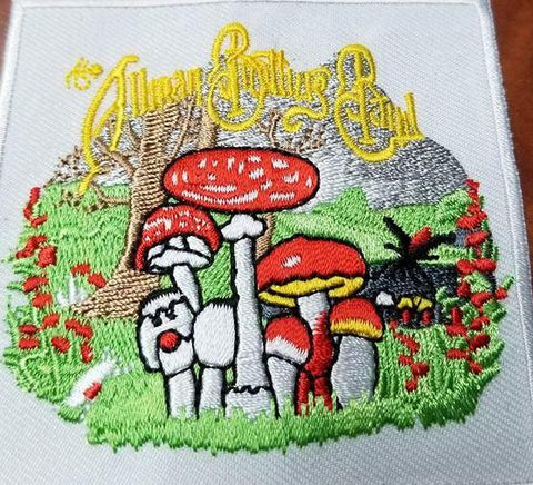 Allman Brothers Square Patch