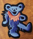 Assorted Single Dancing Bear Patches