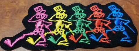 Dancing Skeleton Patch
