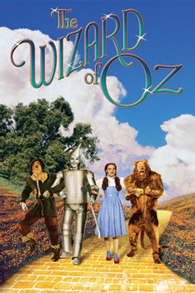 The Wizard Of Oz: Yellow Brick Road