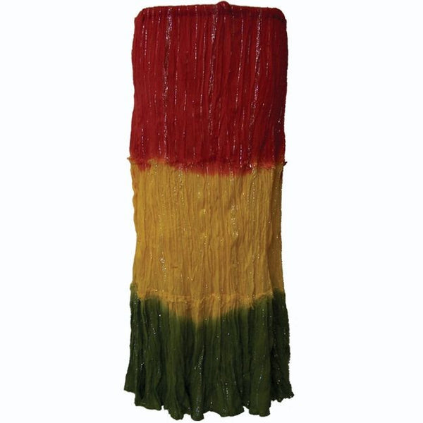 Sparkle Rasta Skirt