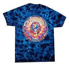 Grateful Dead 50th Anniversary Tie-dye T-shirt