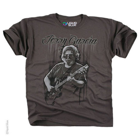 Grateful Dead Jerry Garcia Melt T-shirt
