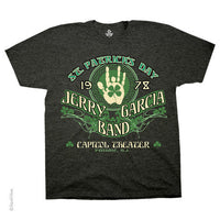 Jerry Garcia Band Capitol Theater Grateful Dead T-Shirt