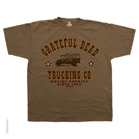 Grateful Dead Trucking Company T-shirt