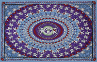 Grateful Dead Circle Bears Tapestry