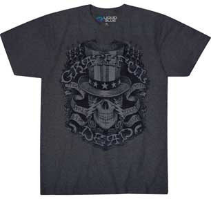 Grateful Dead Memorial Ballroom T-shirt