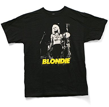 Mens Blondie Camp Funtime T-shirt
