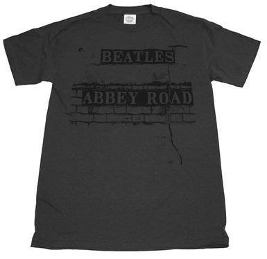 The Beatles Abbey Road Grey T-shirt