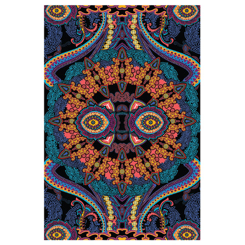 Abstract Design Tapestry