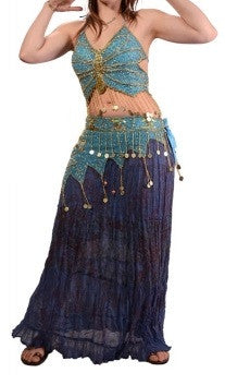Belly Dancer Two Piece Set