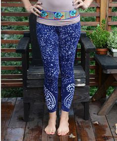 Batik Womens Leggings