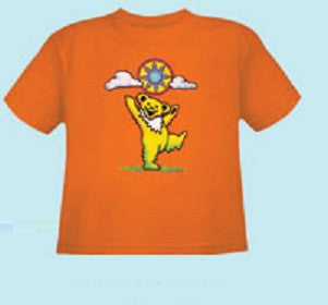 Dancing With the Sun Youth T Shirt