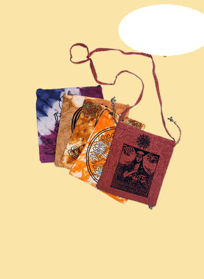 Tapestry Mini Tote Bag