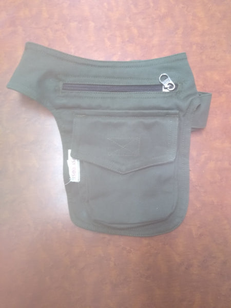 Festival Express Hip-Riding Fanny Pack