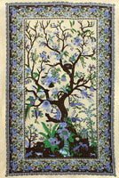 Tree Of Life Earth Tapestry