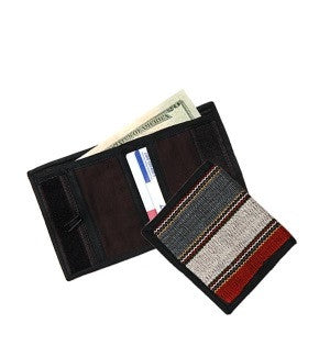 Assorted Vecro Billfold Wallets