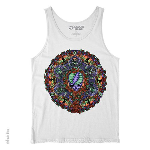 Grateful Dead Celtic Mandala Tank Top